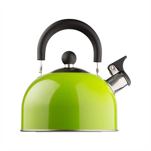 Flötenkessel Trend Color grün