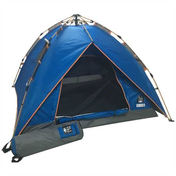 Schnellaufbauzelt Olpro Pop Tent 210 x 210 x 140 c