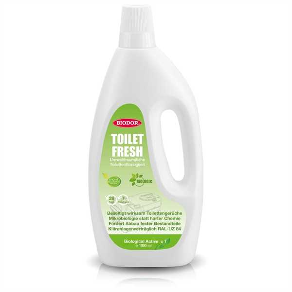 Biodor Toilet Fresh 1 Liter