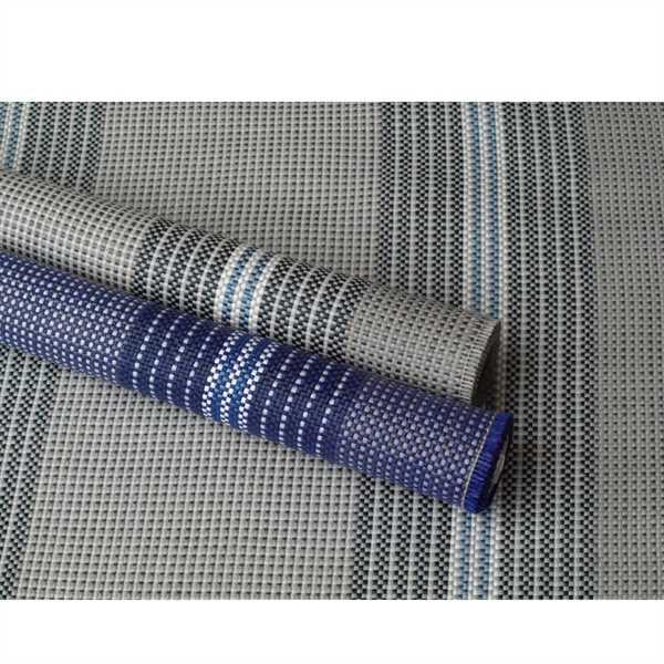 Zeltteppich Briolite Premium blau 250 x 500 cm