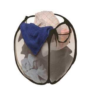 Wäschekorb mit Tragegriffen faltbar, 1 Stück