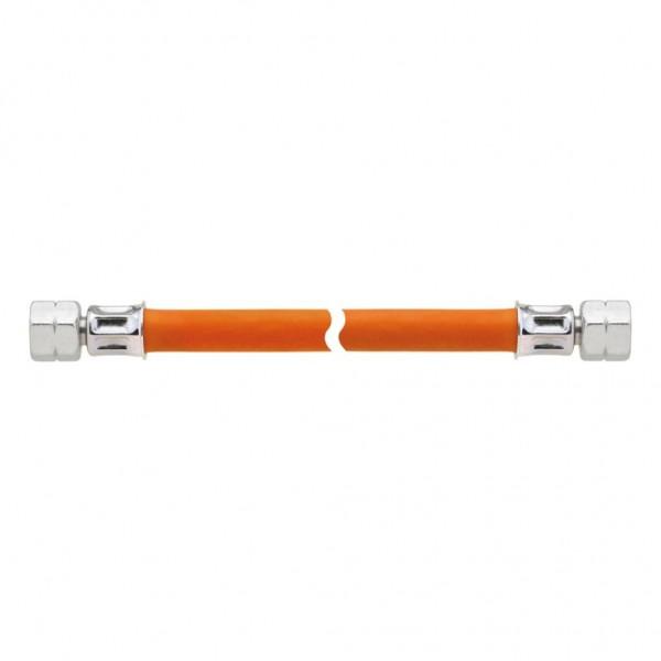 Mitteldruck-Schlauchleitung 800 mm 1/4 Zoll links,