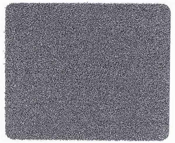 Fußmatte Aquastop grau 60 x 50 x 0,5 cm