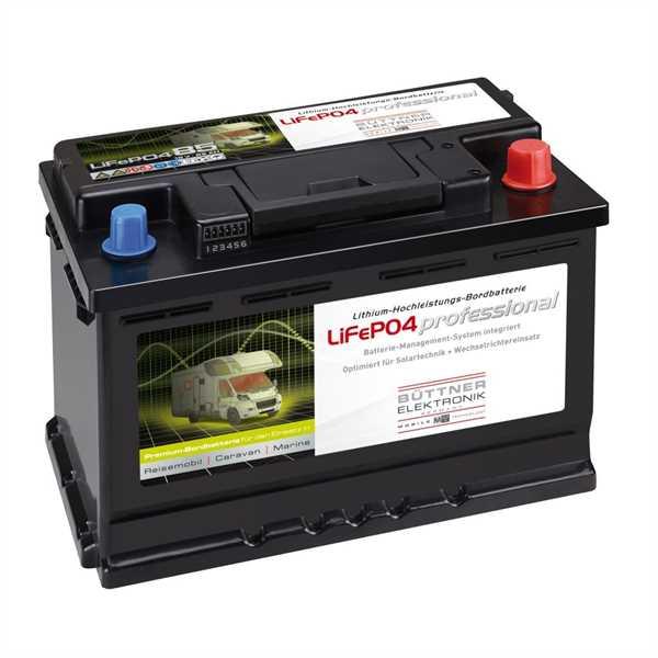 Lithium-Power Bord-Batterie MT Li 85