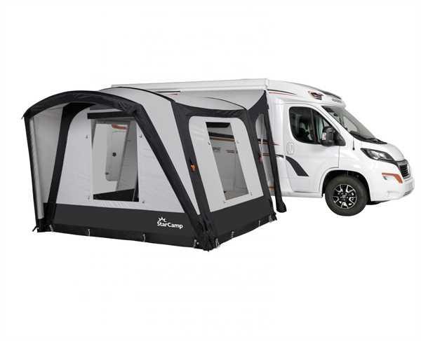 Teilzelt Quick'n Easy Luxus 300 x 250 x 210 cm