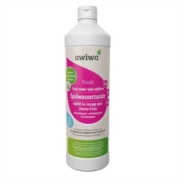 Spülwasserzusatz flush 1 Liter