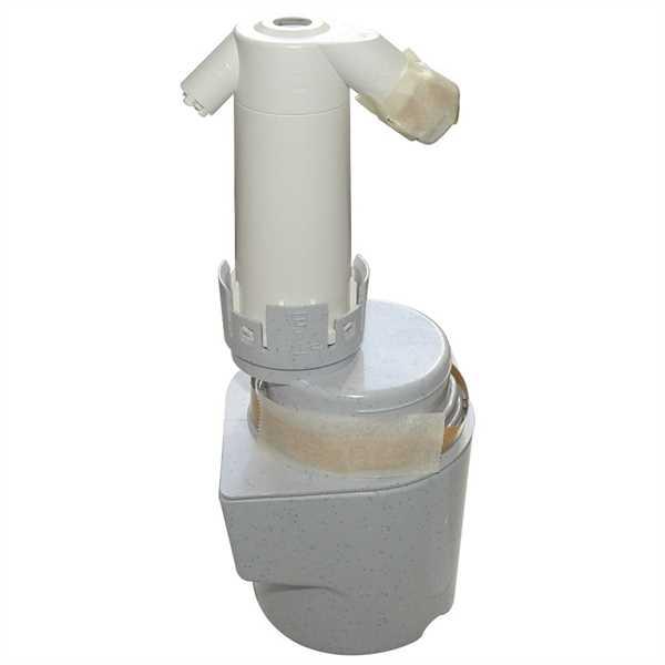 Pumpe elektrisch granit für Porta Potti 465