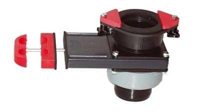 Direct-Kontakt Abwasseranschluss für C2/C3/C4