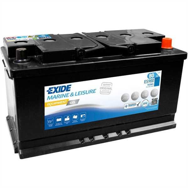 Exide Equipment Gel ES 900 Batterie