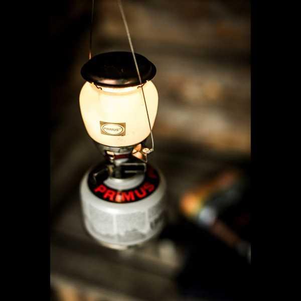 Gaslampe Easy Light Duo 300 Watt