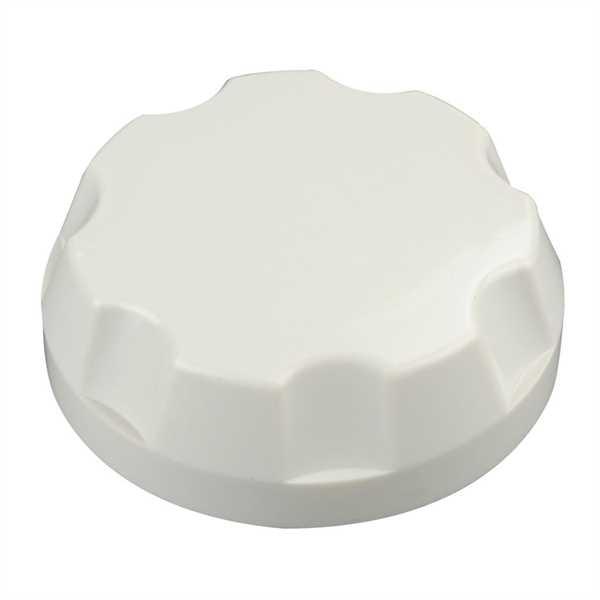 Verschlusskappe Frischwassertank signalweiß für Po