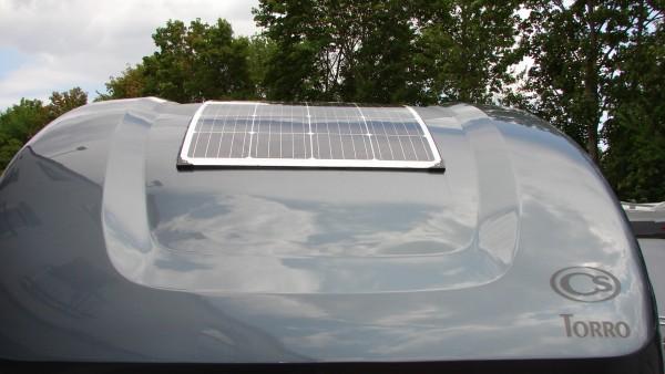 SolarAnlage 150 wp für WOMO