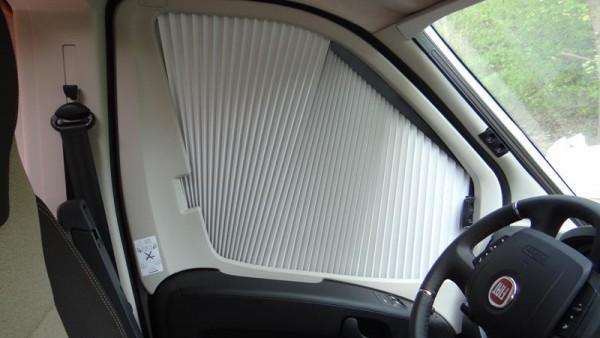 Fahrerhaus verdunklung Remis Seitenteile und Front