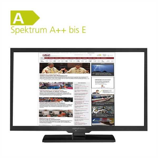 TV alphatronics SL-19 DSBI+ 12 / 230 Volt