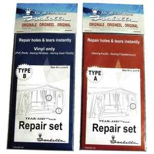 Reparaturset PVC Typ B