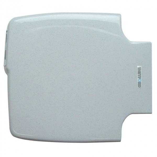 Toilettensitz mit Deckel granit für Porta Potti 46