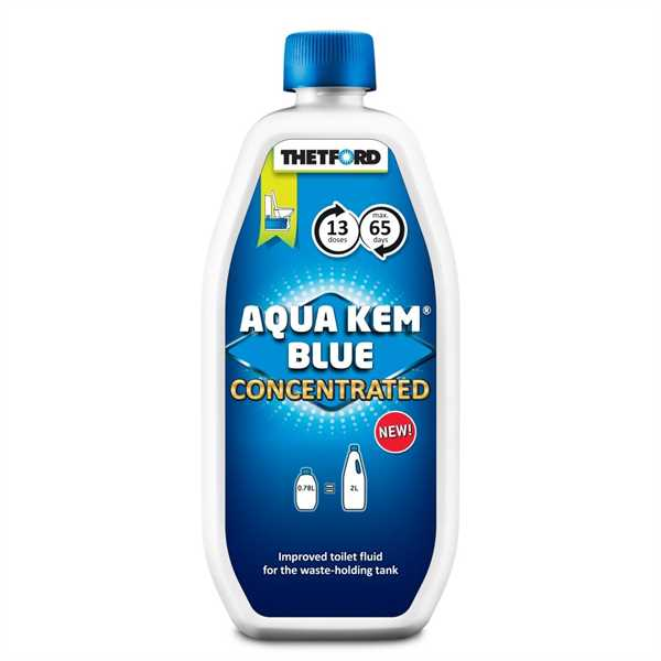 Aqua Kem Blue Konzentrat 0,78 Liter