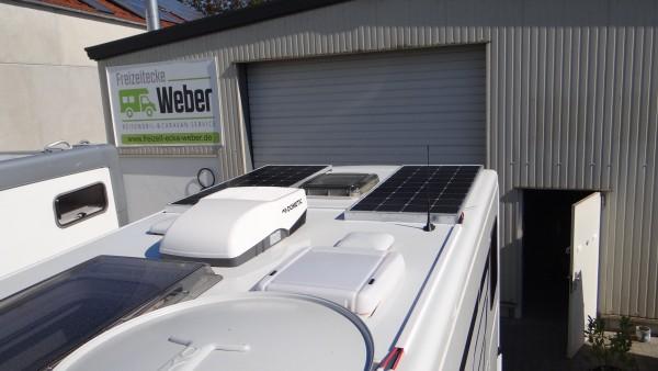 SolarAnlage 330 Wp für WOMO