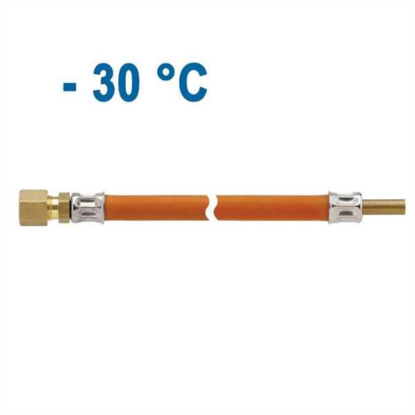 Mitteldruck-Schlauchleitung PS 10 bar RVS 8 x RST
