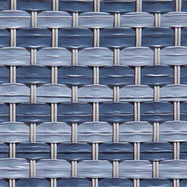 Zeltteppich Kinetic blau, 3 x 2,5 m