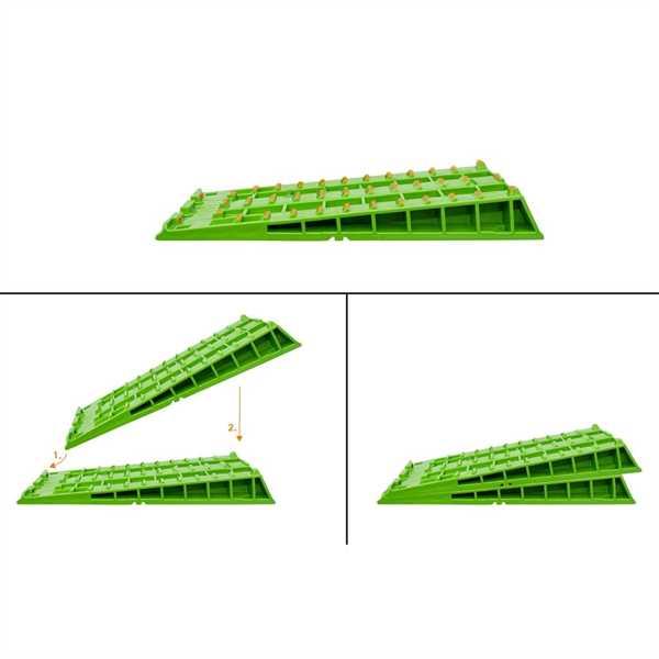 Kompaktkeilset Green Edition