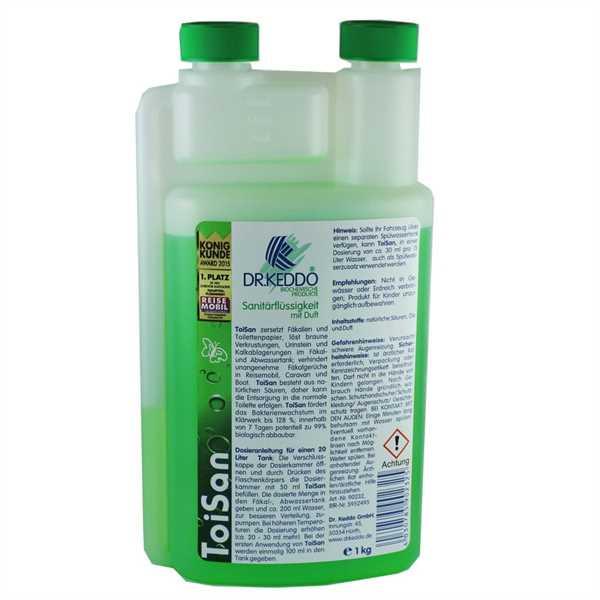 ToiSan 1 Liter Sanitärflüssigkeit