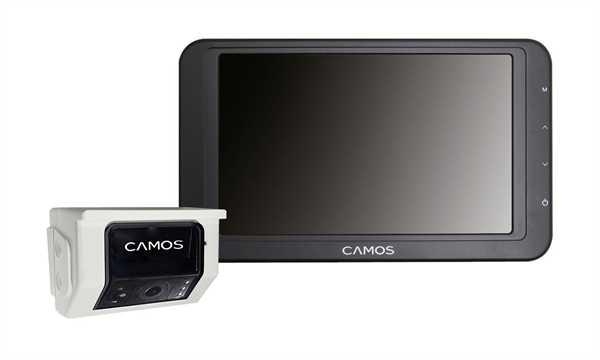 Rückfahrvideosystem Camos RV-748W