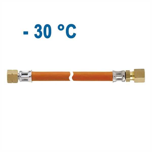 Mitteldruck-Schlauchleitung PS 10 bar G 1/4 LH-ÜM