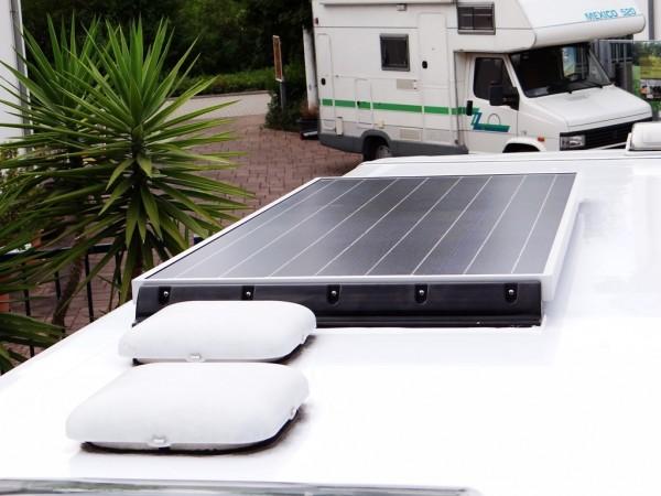 SolarAnlage 110 wp für WOMO