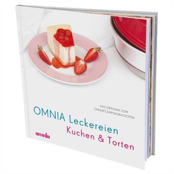 Omnia Backbuch Leckereien Kuchen & Torten