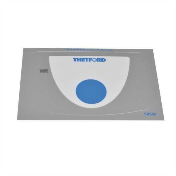 Abdeckung für Bedienelement für Toilette C250