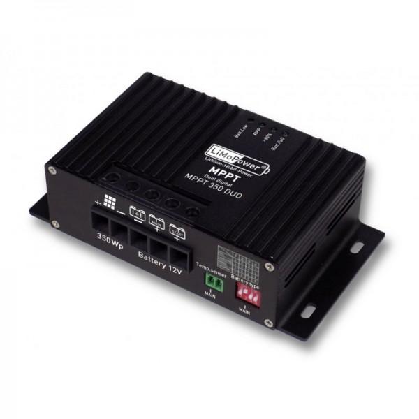 Solarregler MPPT 350 mit Monitor