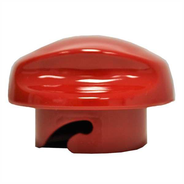 Verschlusskappe Frischwassertank rubinrot für Port