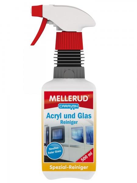 Acryl und Glas Reiniger 0,5 Liter