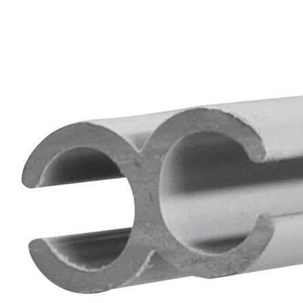 Verbindungskeder 100 cm grau