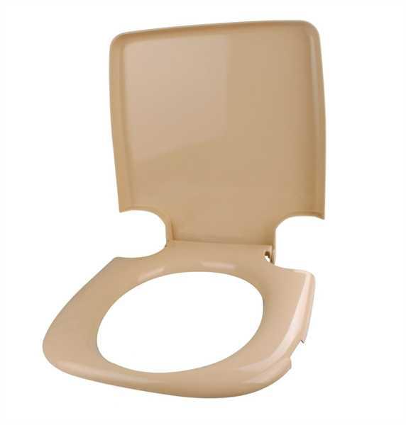 Toilettensitz mit Deckel für Porta Potti 145/165