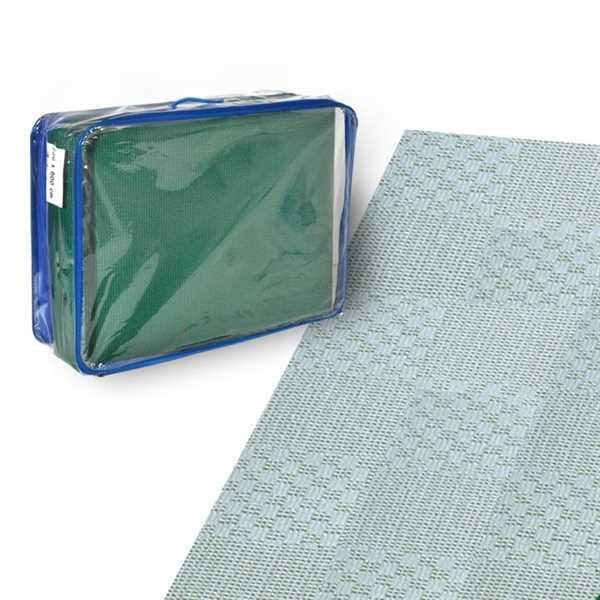 Zeltteppich Plus grün, 3 x 2,5 m